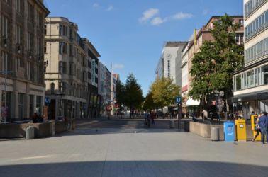 Hannover příijemné centrum pro lidi