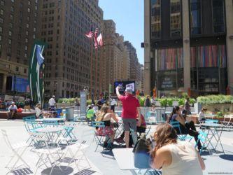 New York náměstí 1