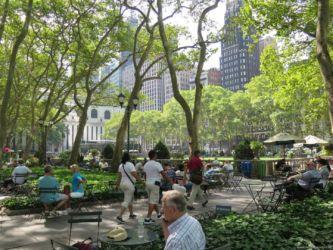 New York náměstí 2