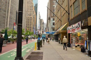 New York pro auta i pro lidi 2